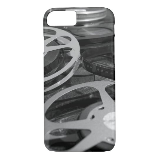 Film Reel iPhone Case