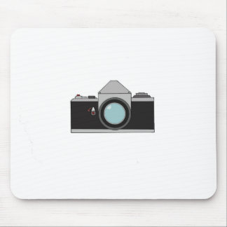 Film SLR Camera Mouse Mat