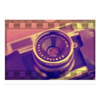Film SLR Postcard