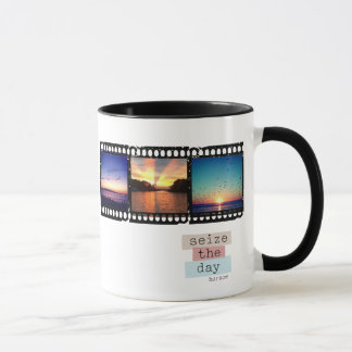 film strip instagram photo mug