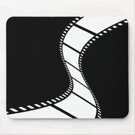 Film Strip Mouse Pad