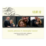 Film Strip Photo Save The Date