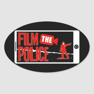 Film The Police Sticker
