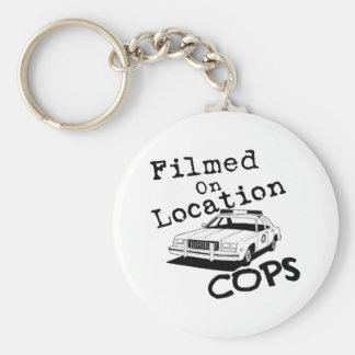 Filmed On Location-Keychain
