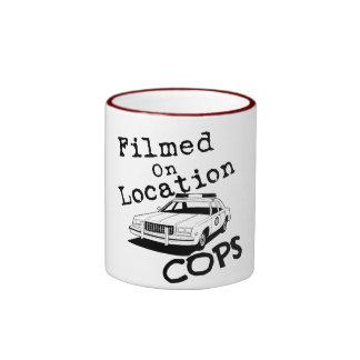 Filmed On Location-Mug Ringer Mug