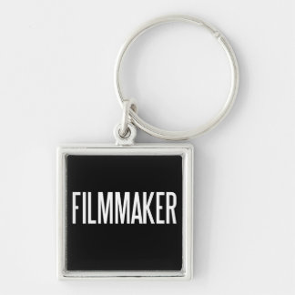 Filmmaker classic Small 1.38 premium keychain