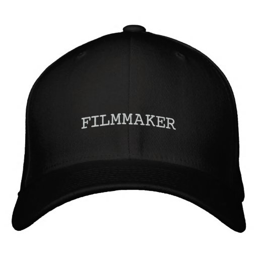FILMMAKER Embroidered Hat - Customized