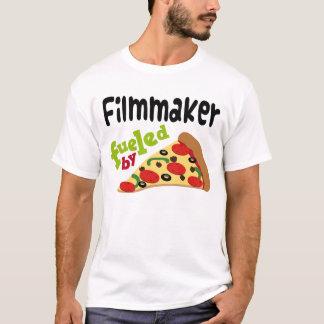 Filmmaker (Funny) Pizza T Shirt