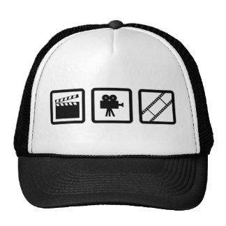 filmmaking gear trucker hats