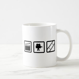 filmmaking gear coffee mug