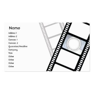Filmstrip - Business Pack Of Standard Business Cards
