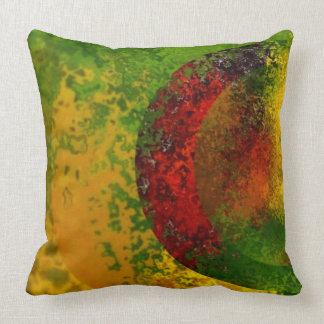"""Filtered Hues"" Polyester 20"" x 20"" Throw Pillow"