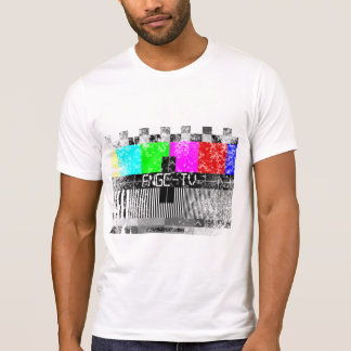 Filthy Gorgeous Faded TV Signal T-Shirt