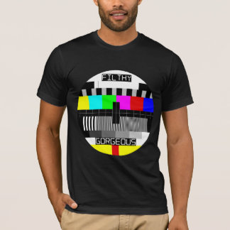 Filthy gorgeous tv signal T-Shirt
