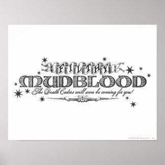 Filthy Mudblood Poster