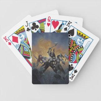 Fimbulvintr Playing Cards