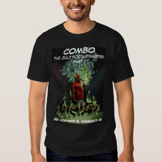 Final Art,             COMBO, The July Forth Di... T Shirt