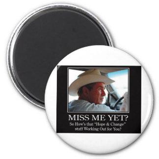 Final-BUSH-HAT.Miss-Meai 6 Cm Round Magnet
