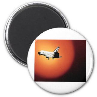 Final Flight Nasa Space Shuttle Program Refrigerator Magnets