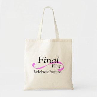 Final Fling Bachelorette Party 2010