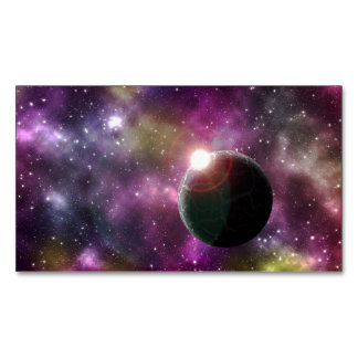 FINAL FRONTIERS - NEW WORLDS (outer space) ~.jpg Magnetic Business Cards