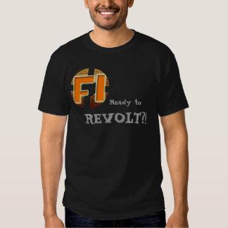 Final Insurrection - Ready to REVOLT T-Shirt