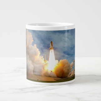 Final Mission Launch of the Space Shuttle Jumbo Mug