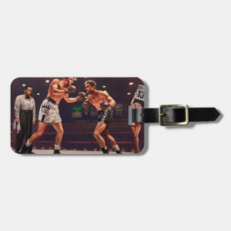 Final Round Luggage Tag