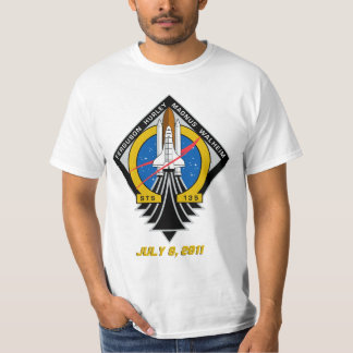 Final Space Shuttle Mission Shirt
