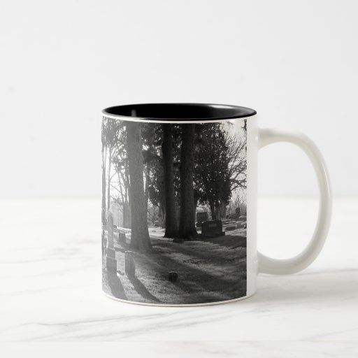 Final Sunset (b&w) Mug