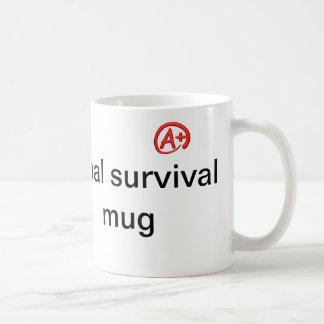 Final Survival Mug