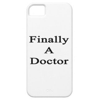 Finally A Doctor iPhone 5 Covers