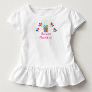 FINALLY CHANUKAH CLOTHES FOR LITTLE GIRLS CUTE TODDLER T-Shirt
