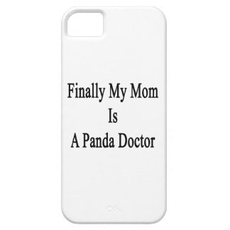 Finally My Mom Is A Panda Doctor