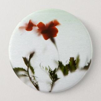 Finally spring! 10 cm round badge