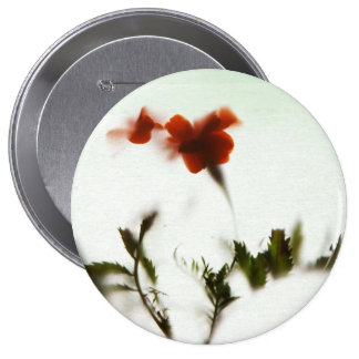 Finally spring! 10 cm round badge