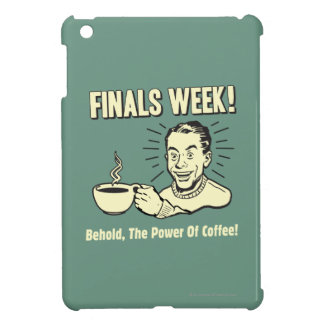 Finals Week: Behold Power Coffee Cover For The iPad Mini