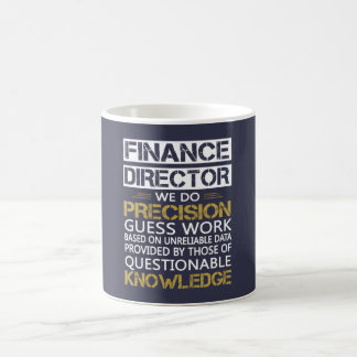 FINANCE DIRECTOR COFFEE MUG