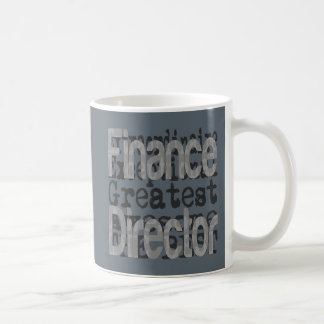 Finance Director Extraordinaire Coffee Mug