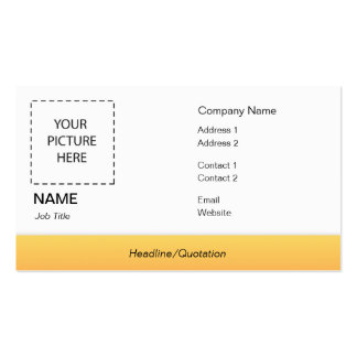 Finance/Insurance - Business Business Card Template