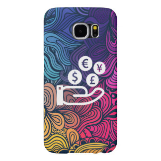Finances Pictogram Samsung Galaxy S6 Cases
