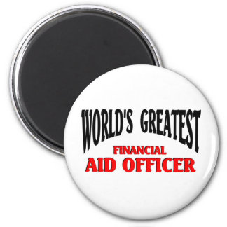 Financial Aid Officer Magnets