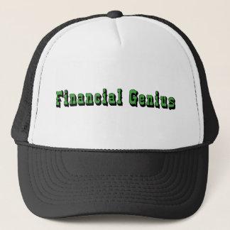 Financial Genius Trucker Hat