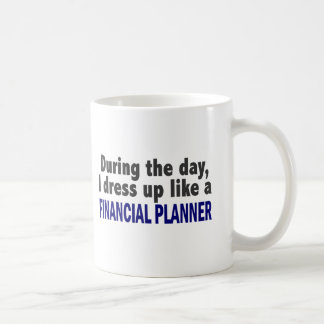Financial Planner During The Day Mug