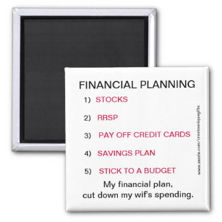 Financial Planning Wif s Spending Magnet