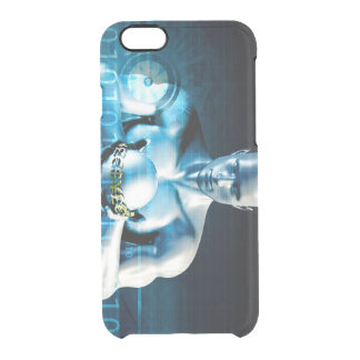 Financial Services and Technology Software Clear iPhone 6/6S Case