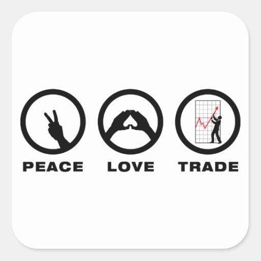 Financial Trader Sticker
