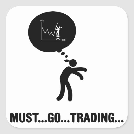 Financial Trader Stickers