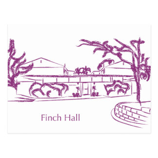 Finch Post Cards