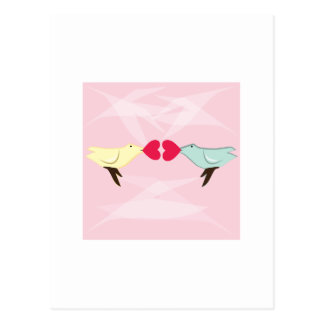 Finches Postcard